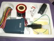 аларма мотоциклет със схема на свързане