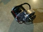 Електромотор 24 волта 350 вата с редуктор и венец за електрическ