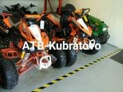 125cc ATV SPEEDBIRD CXG125 Deluxe 3+1 полуавтоматични скорости