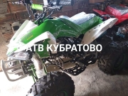 125cc ATV SPEEDY RS- ПОЛУАВТОМАТИК 3+1 скорости