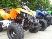 125cc ATV WARRIOR XXL- ПОЛУАВТОМАТИК 3+1 скорости