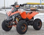 125cc ATV WARRIOR RS- ПОЛУАВТОМАТИК 3+1 скорости