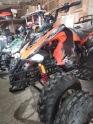250cc ATV AKP Offroad Speedy ATV-10 цолови и 4+1 РЪЧНИ СКОРОСТИ