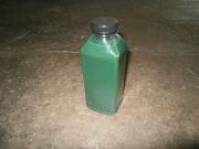 масло  2 тактово за резачки зелено