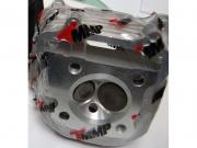 глава скутер Gy6 125-150cc с клапани монтирани