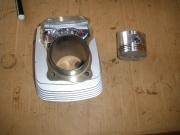 цилиндър к-т. за АТВ200сс -62мм