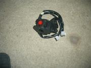 лява конзола за фар,стартер,мигачи за ATV200-250