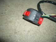 конзола лява за ATV110-125cc