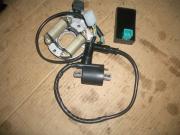 статор-к-т с CDI ибобина 58лв 12 DC правотоково