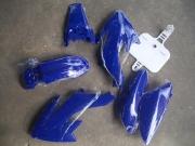 пластмаси споилери  малкия размер за крос 125сс