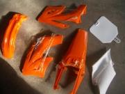 пластмаси споилери за крос 124-150-200сс