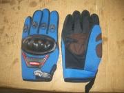 ръкавици с пластмасов протектор на кокалчетата