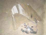 предно стъкло к-т с държачи за скутери и мотори
