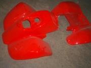 пластмаса за АТВ 200-250сс предна и задна к-т