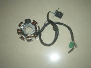 статор АТВ 200-250 сс  8 намодки с 2 дупки за захващане