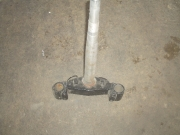 вилка предна за китаиски скутер 12 цолова гума 50-125-150№4 АРА