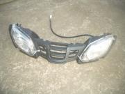 предна маска комплет с 2фара за АТВ 150-250сс