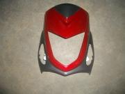 предна маска за скутер 10 цолова гума №10-3
