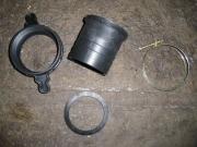 свръзка за маркуч за водна помпа голема