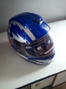 каска-шлем синя № А1