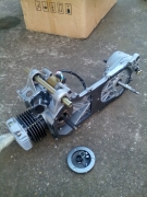 двигател за китаиски скутер 2 тактов 50сс