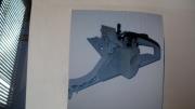 дръжка основа резервар за STILL MS 036-360
