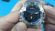 Риболовен часовник Casio Fishing Gaer AMW-703D-1AV