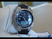 Риболовен часовник Casio Fishing Gaer AMW-700B-1AVEF
