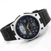 Риболовен часовник Casio Fishing Gaer AW-82-1AVES