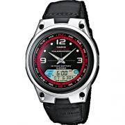 Риболовен часовник Casio Fishing Gaer AW-82B-1AVES