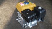 двигател 4 тактов 5,5-6,5 кс за генератор водна помпа  мото фрез