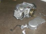 двигател за кросов мотор и мотопед 125сс 54мм бутало 4 такта  ал