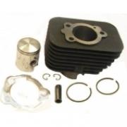 цилиндър к-т за PIAGIO -CIAO -SI-BRAV0 65cc 43mm болт фи 10