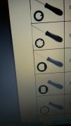 КЛюч за реголиране  на карбуратори за всички модели