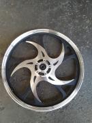 Задна джанта за мотопед 17 цола за дискова спирачка LIFAN SUKIDA