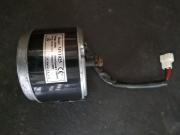 електромотор 24 волта 250 вата с венче за верига 25Н