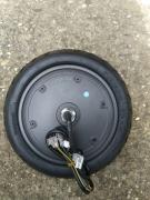 електромотор с гума к-т за тортинетка 36 волта 350 вата