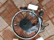 Електрически комоплект за велосипед  задна капла 48V 1500W Пълен