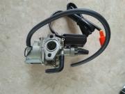 Карбуратор PEUGEOT-HONDA к-т с електрически смукач. 35мм дупка д