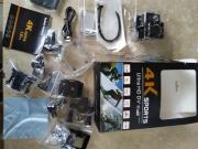 Камера екшън 1080Р 3,7 литиева бат.900мах