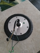Електромотор к-т + гума 36 волта за Ховърборд 8 цола гума