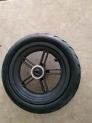 Джанта с гума комплект за Тортинедка 8 цола