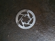 диск заден за ел, тортинедка 110 мм диаметър